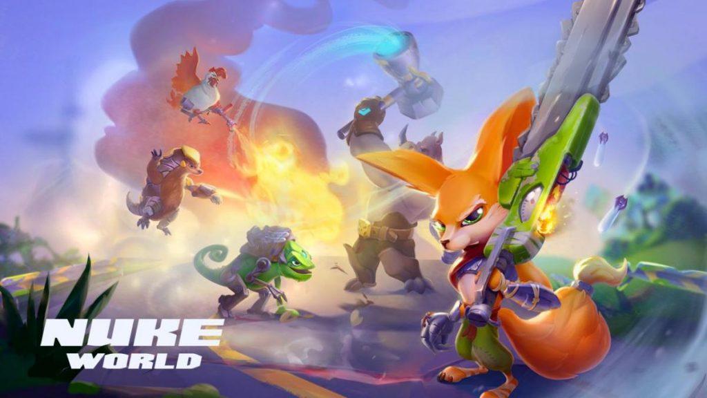 Nuke World-เกม